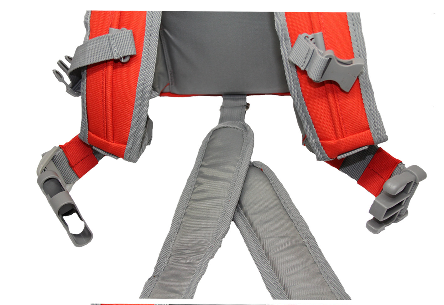 The back pack harness